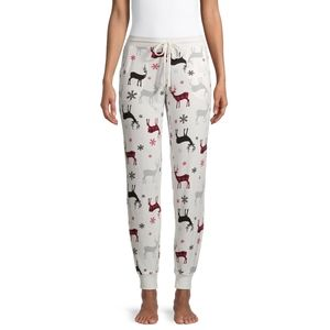 NWOT Secret Treasures reindeer hacci pj jogger, 2x